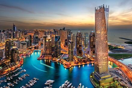Đặc khu kinh tế Dubai.