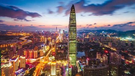 Đặc khu kinh tế Thâm Quyến - Trung Quốc.