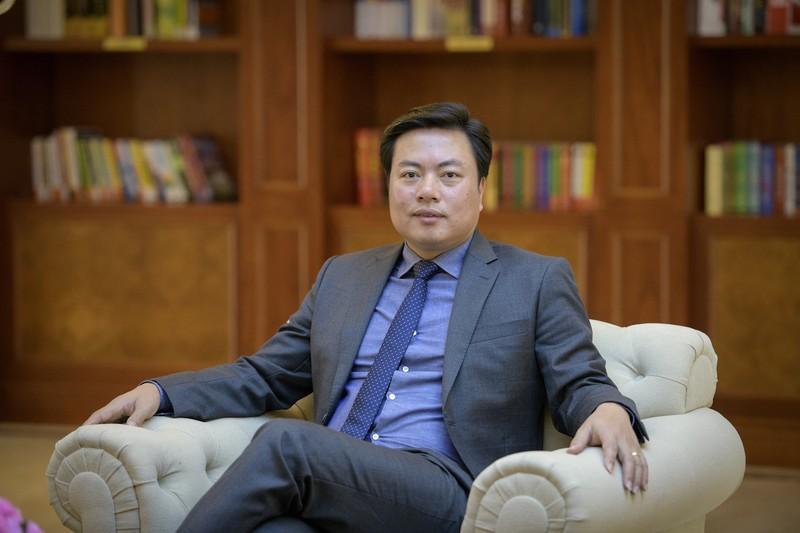 """Ông Nguyễn Tiến Đức, Chủ tịch HĐQT FLC AMD: Chúng tôi đang nỗ lực để """"Mang vẻ đẹp đá tự nhiên đến mỗi gia đình Việt"""""""