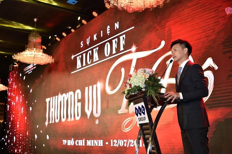 """Sự kiện kick-off """"Thương vụ tỷ đô"""" của Tập đoàn FLC tại Tp.HCM"""