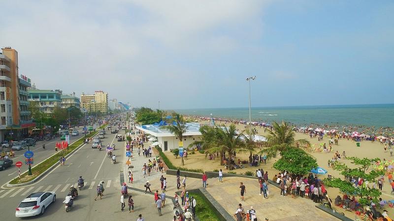 Đường Hồ Xuân Hương, thành phố Sầm Sơn, tỉnh Thanh Hóa