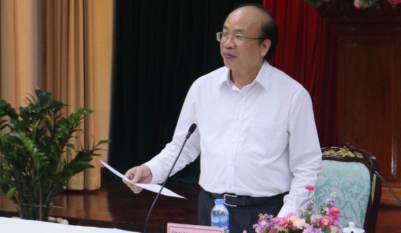 Thứ trưởng Phan Chí Hiếu đề nghị Đồng Nai quan tâm, xây dựng bộ máy pháp chế vững mạnh