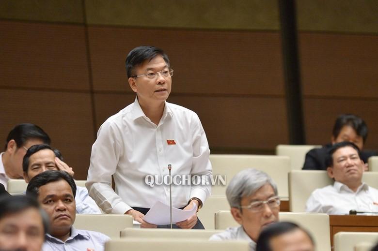 """Bộ trưởng Lê Thành Long: Trách nhiệm của ngành Tư pháp đối với án hành chính rất """"khẽ khàng"""""""