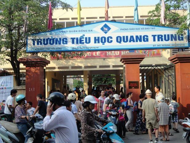 Vụ 50 cái tát ở Trường tiểu học Quang Trung: Bộ GD&ĐT lên tiếng