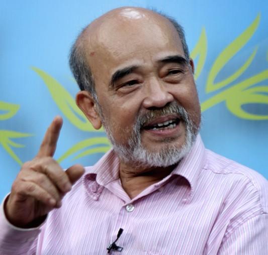 GS. Đặng Hùng Võ: Chính quyền  Khánh Hoà vô cảm sẽ hỏng cả môi trường đầu tư