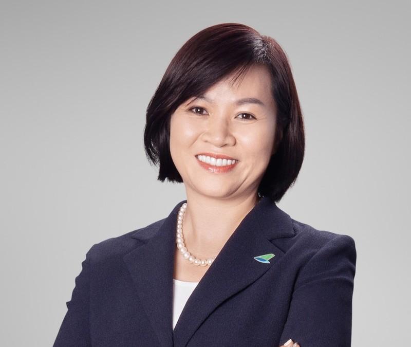 Bà Dương Thị Mai Hoa, Phó Chủ tịch Bamboo Airways
