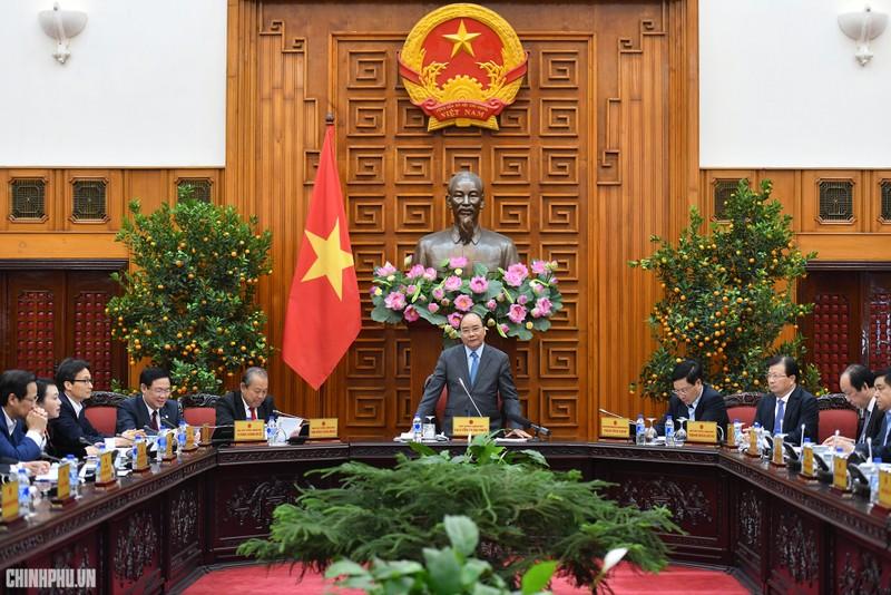 Thường trực Chính phủ họp về tình hình Tết Nguyên đán 2019