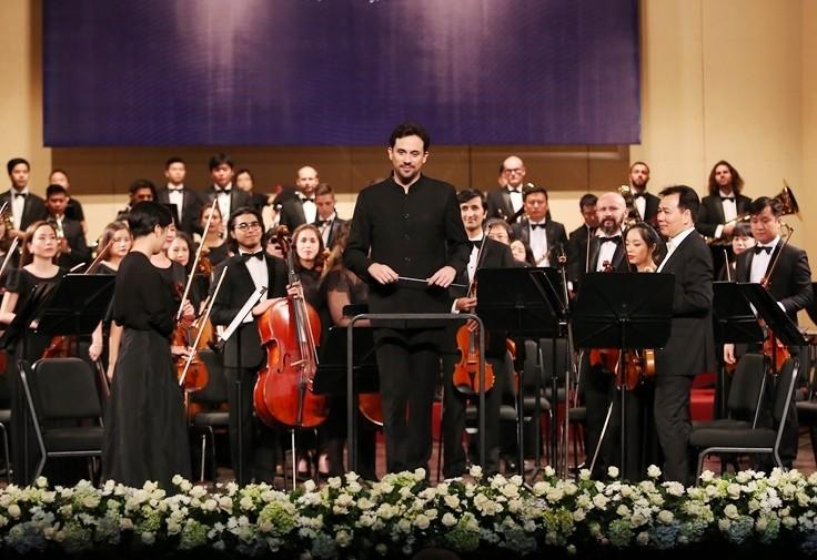 Dàn nhạc Giao hưởng Mặt Trời sẽ có buổi hòa nhạc ấn tượng cùng nghệ sỹ violon nổi tiếng Nhật Bản