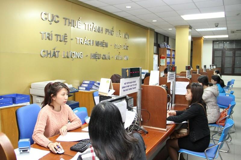 Cục thuế Tp. Hà Nội 'đồng hành cùng người nộp thuế thực hành quyết toán thuế'