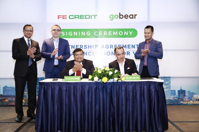GoBear hợp tác cùng FE CREDIT thúc đẩy khả năng tiếp cận các dịch vụ tài chính cho người dân Việt Nam