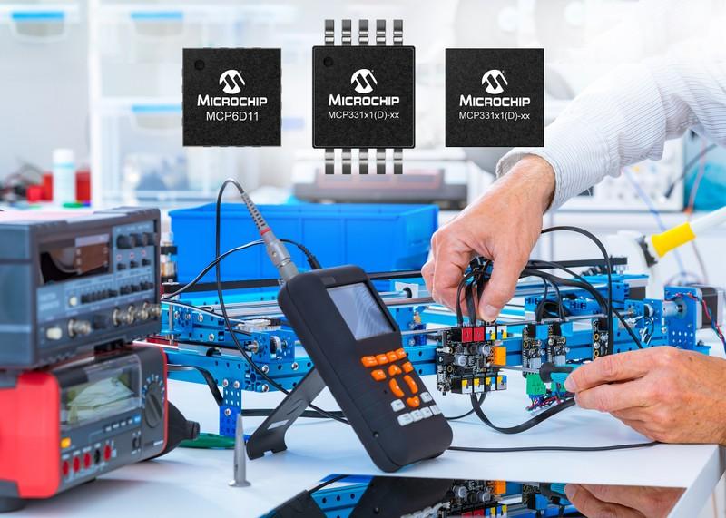 Dòng sản phẩm ADC SAR mới cho phép chuyển đổi tín hiệu Tương tự - Số với độ phân giải và tốc độ cao trong môi trường khắc nghiệt