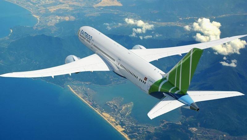 Bamboo Airways bay đúng giờ hơn Vietnam Airlines và Vietjet