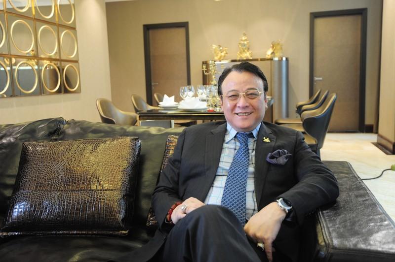 Chủ tịch Tân Hoàng Minh – người kiên định với bất động sản hạng sang
