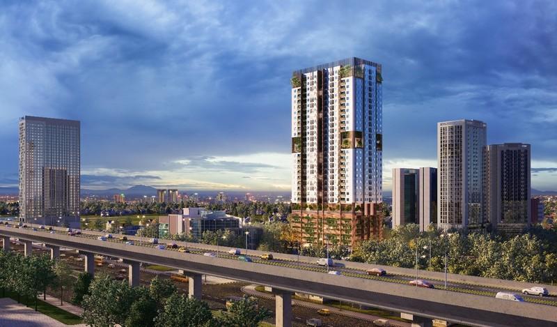 Phối hợp với CBRE, FLC Green Apartment sẵn sàng bàn giao những căn hộ đầu tiên
