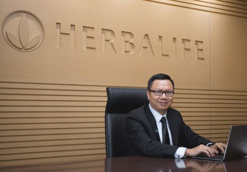 Herbalife bổ nhiệm ông Vũ Văn Thắng vào vị trí Giám đốc cấp cao, Tổng Giám đốc Herbalife Việt Nam và Campuchia