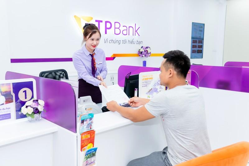 Quý 1/2019: Tổng thu nhập hoạt động của TPBank đạt gần 1.900 tỷ đồng