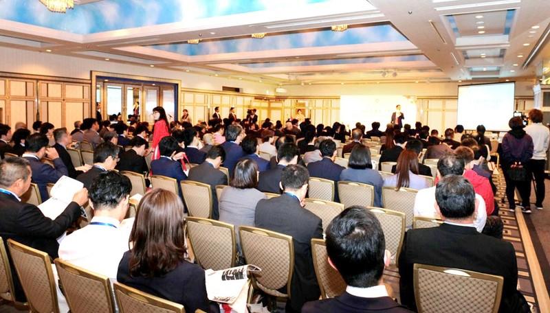 Tập đoàn TMS kết nối đầu tư với các doanh nghiệp tại Tokyo, Nhật Bản