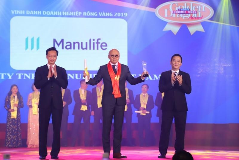 Manulife được ghi nhận là công ty Bảo hiểm nhân thọ có dịch vụ và trải nghiệm khách hàng tốt nhất