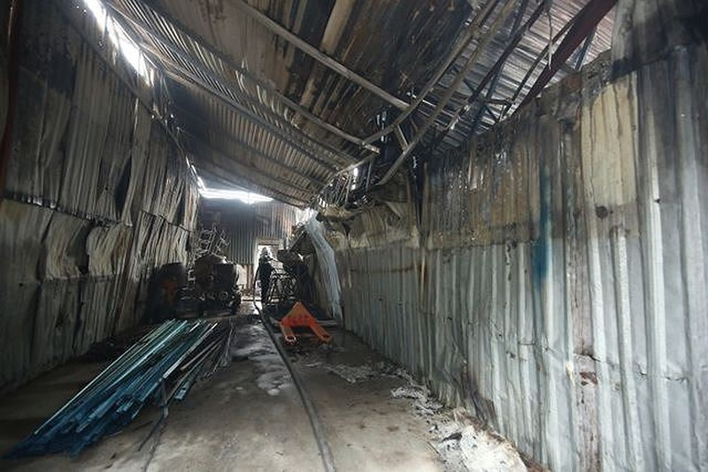 Phó Thủ tướng chỉ đạo làm rõ nguyên nhân vụ cháy nhà xưởng gây hậu quả đặc biệt nghiêm trọng