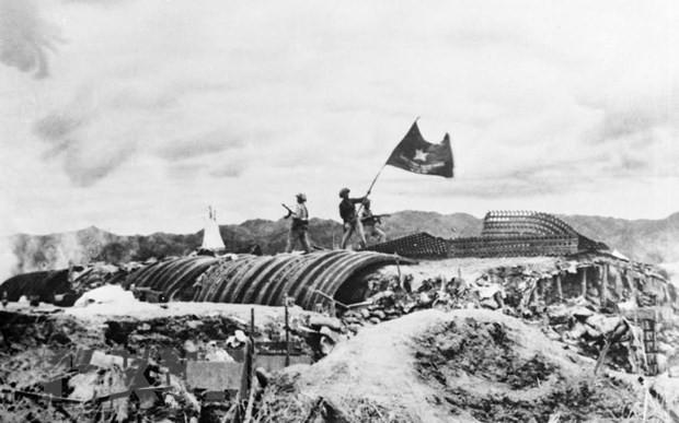 Phát huy tinh thần độc lập, tự chủ, quyết chiến, quyết thắng trong chiến dịch Điện Biên Phủ, thực hiện thắng lợi sự nghiệp xây dựng và bảo vệ Tổ quốc