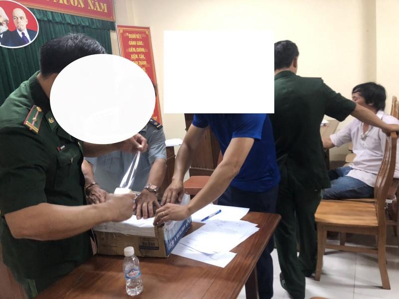 Hải quan Cầu Treo bắt giữ 40.000 viên ma túy tổng hợp