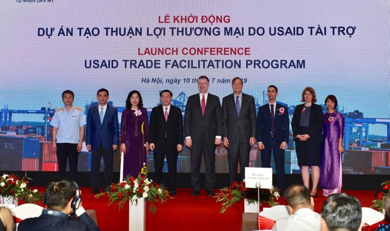 Dự án hỗ trợ kỹ thuật Tạo thuận lợi thương mại do USAID tài trợ được Chính phủ xác định là hết sức thiết thực, đúng thời điểm và rất cần thiết nhằm hỗ trợ triển khai thực hiện Hiệp định Tạo thuận lợi thương mại của Tổ chức Thương mại thế giới.
