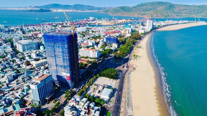 TMS Hotel Quy Nhon Beach - dự án nghỉ dưỡng cao cấp tại Bình Định của Tập đoàn TMS