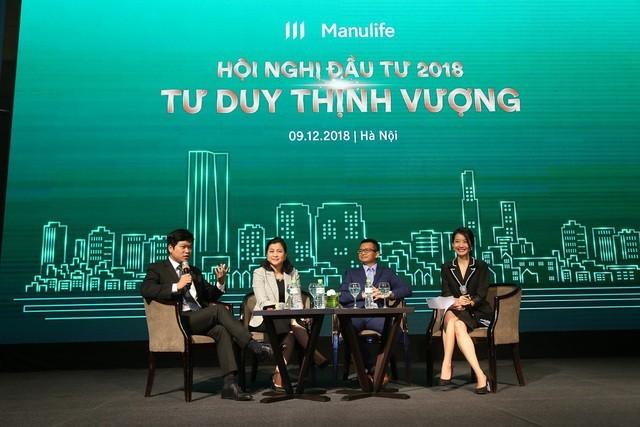 """Hội nghị đầu tư """"tư duy thịnh vượng"""" của Manulife thu hút gần 500 nhà đầu tư - 2"""