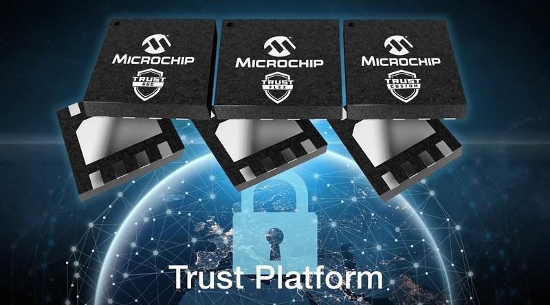 Microchip đơn giản hoá bảo mật IoT trên phần cứng bằng các giải pháp cài đặt sẵn đầu tiên trong ngành để triển khai ở mọi quy mô