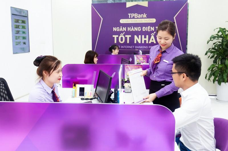 Lãi trước thuế 9 tháng TPBank đạt 2.404 tỷ đồng, tăng 50% so với cùng kỳ