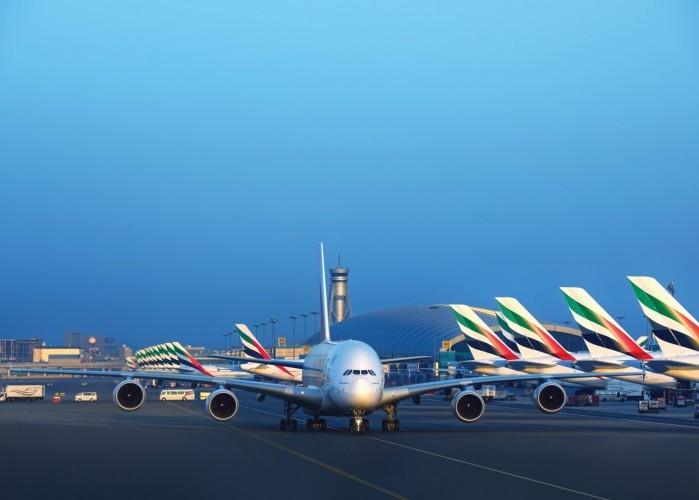 Emirates luân chuyển lãnh đạo quản lý thương mại tại các khu vực Trung Đông, Viễn Đông, Châu Âu