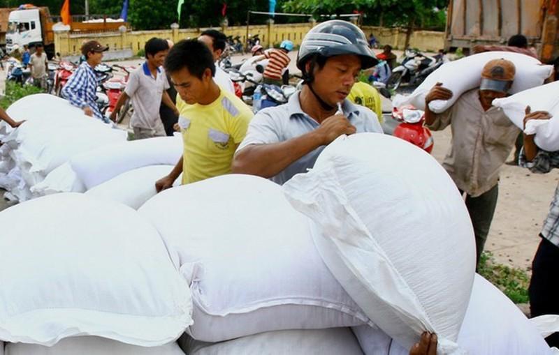 Chính phủ quyết định hỗ trợ gạo cho tỉnh Bình Phước