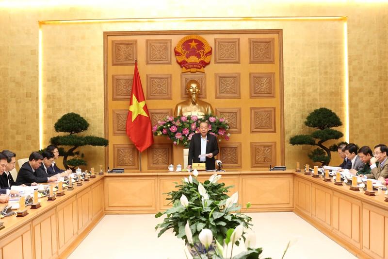 Tổng kết 10 năm thực hiện Chỉ thị 39-CT/TW của Ban Bí thư về hợp tác quốc tế về pháp luật