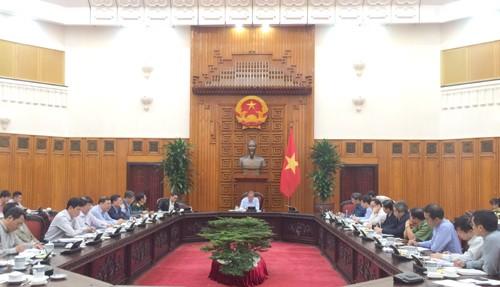Phó Thủ tướng thường trực chủ trì cuộc họp về vụ việc 39 người tử vong tại Anh