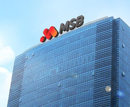HoSE thông báo đã nhận hồ sơ niêm yết của MSB