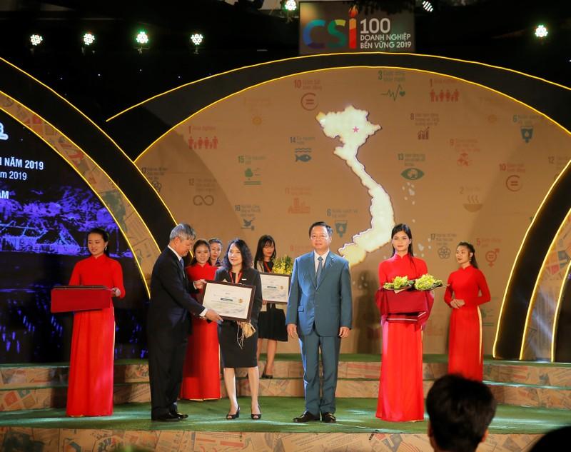 HEINEKEN Việt Nam tiếp tục là một trong các  Doanh nghiệp bền vững nhất Việt Nam