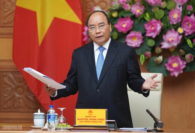 Chính phủ bàn biện pháp hoàn thành tốt nhất mục tiêu phát triển kinh tế - xã  hội