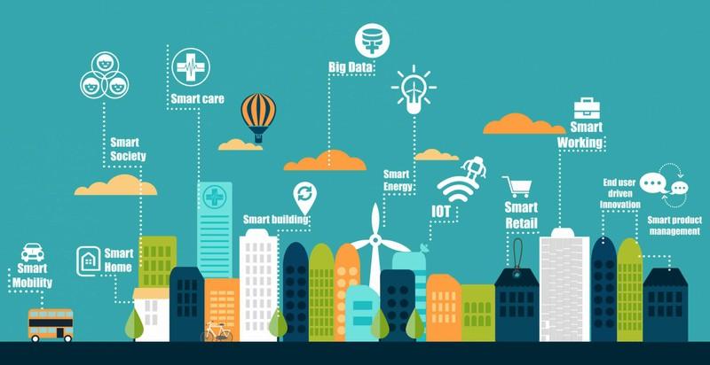 Xây dựng thành phố thông minh: Những cuộc đua nghìn tỷ tự phát theo phong trào?