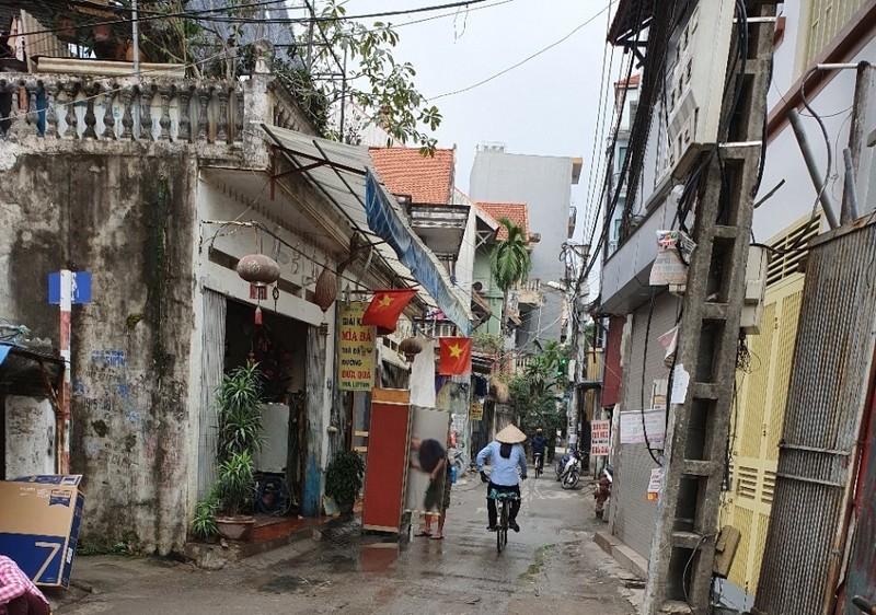 Hà Nội: Nhiều khuất tất từ việc thu hồi đất xây trường mần non  ở phường Vĩnh Hưng, quận Hoàng Mai