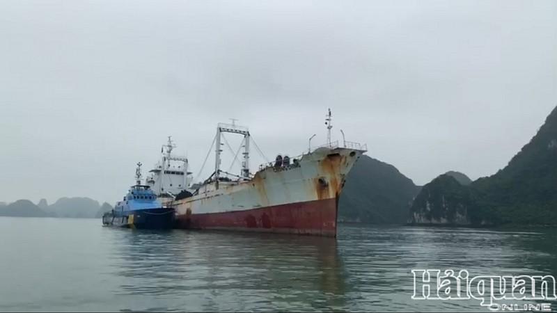 Tổng cục Hải quan phá án buôn lậu thuốc lá điếu trên biển lớn nhất từ trước tới nay