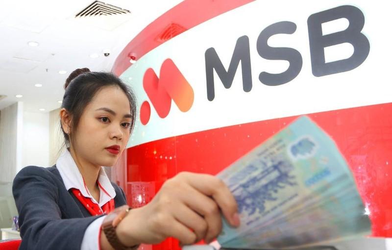 MSB công bố kết quả kinh doanh Quý I/2020