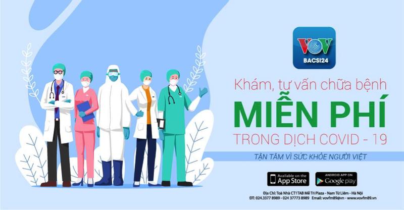 Triển khai khám chữa bệnh miễn phí qua ứng dụng công nghệ thông tin