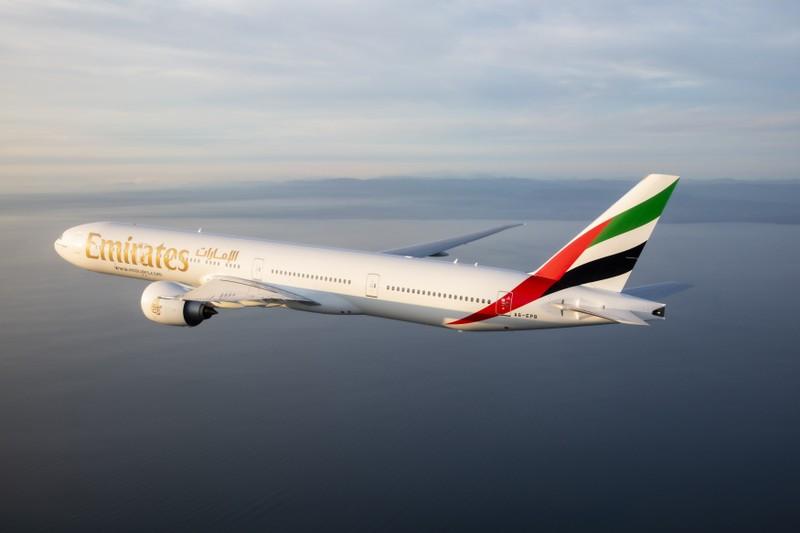 Emirates bổ sung 10 thành phố mới vào mạng lưới dịch vụ hành khách