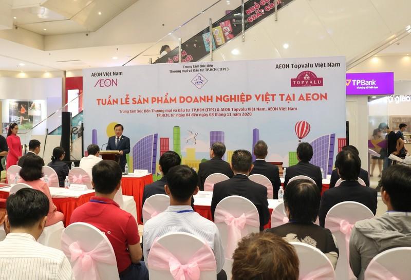 Năm thứ 3 liên tiếp AEON Việt Nam và ITPC hỗ trợ doanh nghiệp Việt quảng bá, đưa sản phẩm vào hệ thống bán lẻ AEON toàn cầu