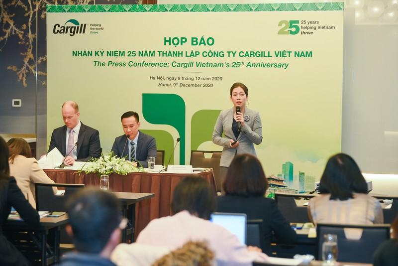 Kỷ niệm 25 năm thành lập tại Việt Nam, Cargill cam kết tiếp tục đầu tư và hoàn thành xây dựng trường học thứ 100