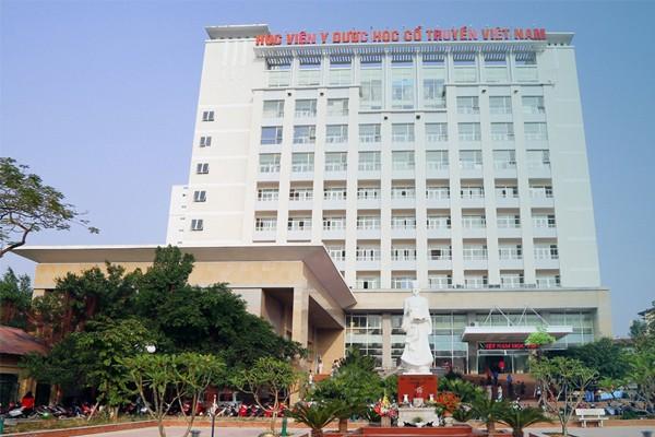 Học viện Y Dược học Cổ truyền Việt Nam phấn đấu vươn tầm khu vực và thế giới