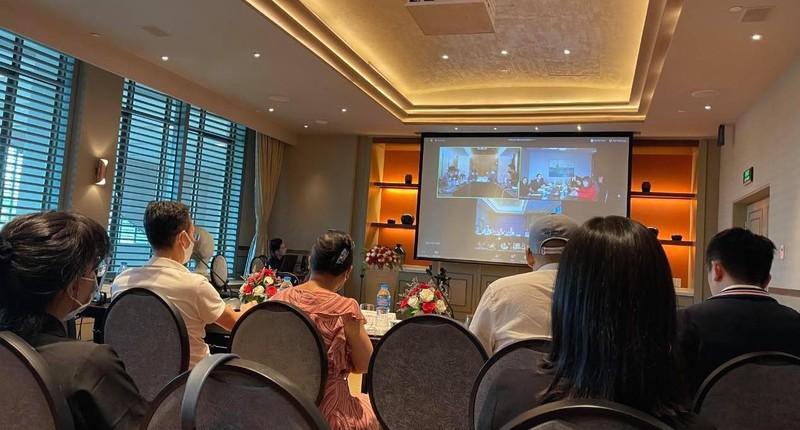 Hội thảo giao lưu hợp tác bản quyền Việt Nam và Hàn Quốc