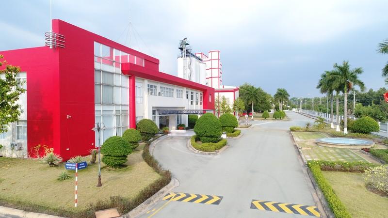 Nhà máy Bia AB InBev Mỹ Phước 2