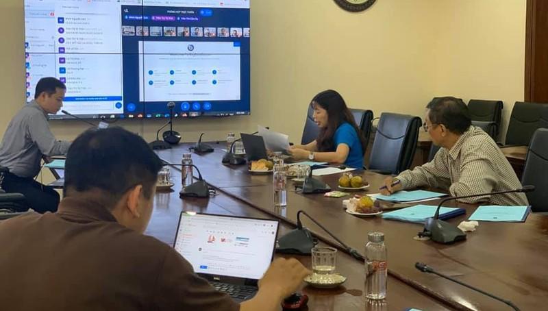 Bộ Giáo dục cho phép sinh viên được bảo vệ tốt nghiệp trực tuyến