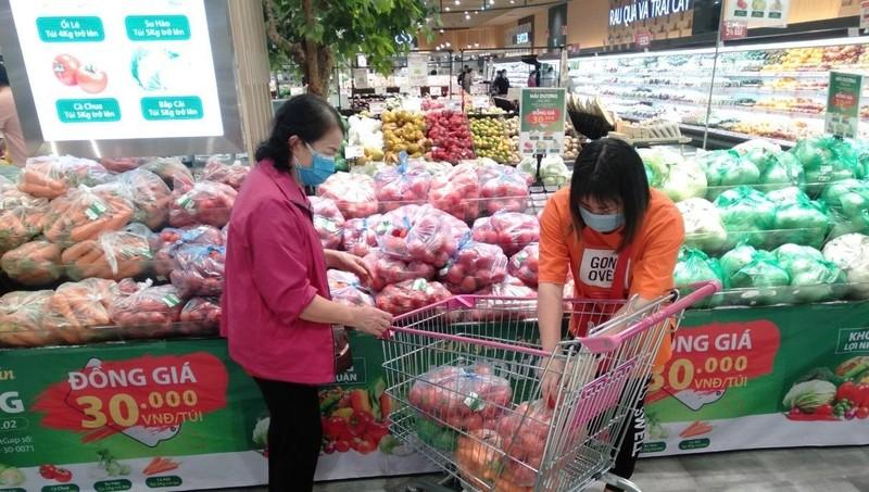 AEON Việt Nam hỗ trợ tiêu thụ nông sản Hải Dương không lợi nhuận